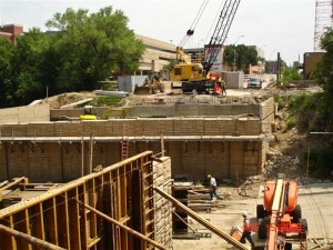 Heavy Construction and Bridge Foundation