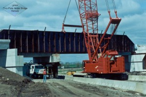 Thru Plate Girder Bridge
