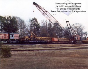 Rail Construction Equipment