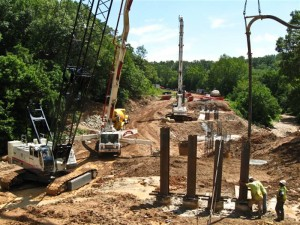 Railroad Track Construction Services